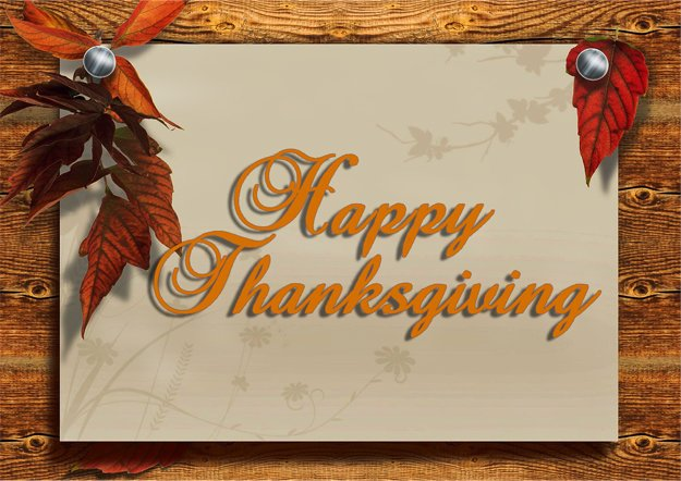Thanksgiving Blog Image