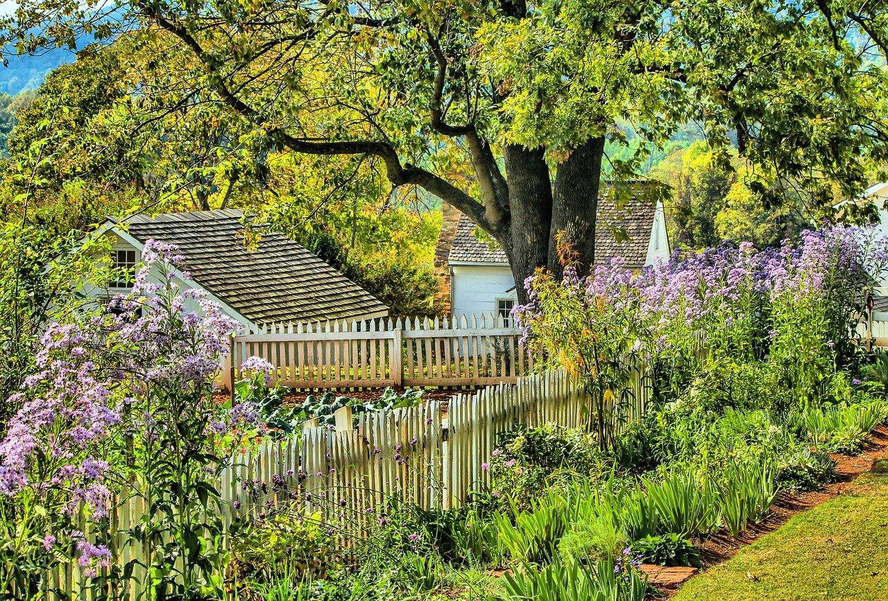 spring - garden